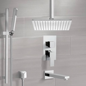 Tub and Shower Faucet, Remer TSR9508