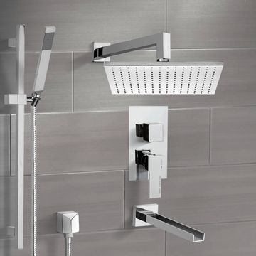 Tub and Shower Faucet, Remer TSR9511