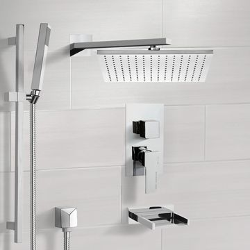 Tub and Shower Faucet, Remer TSR9513