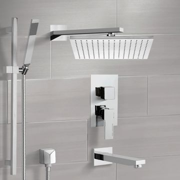 Tub and Shower Faucet, Remer TSR9515