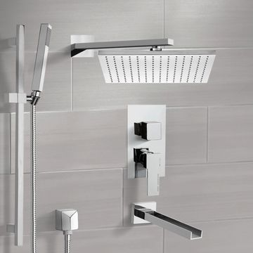 Tub and Shower Faucet, Remer TSR9516