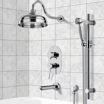 Tub and Shower Faucet, Remer TSR9525