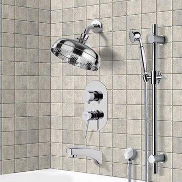 Tub and Shower Faucet, Remer TSR9530