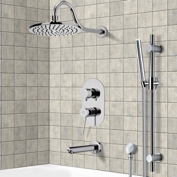 Tub and Shower Faucet, Remer TSR9536