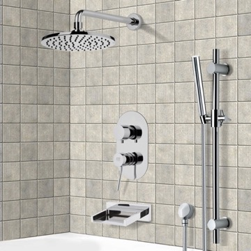 Tub and Shower Faucet, Remer TSR9538