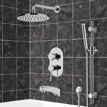 Tub and Shower Faucet, Remer TSR9539
