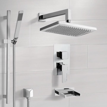 Tub and Shower Faucet, Remer TSR9545