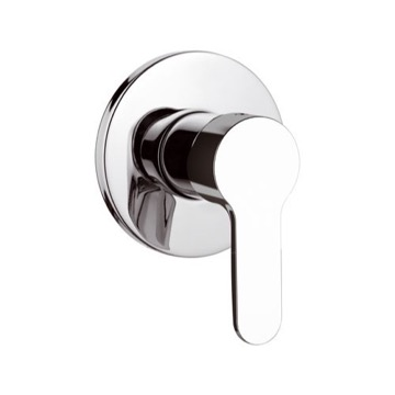 Wall Mounted Mixer in Multiple Finishes
