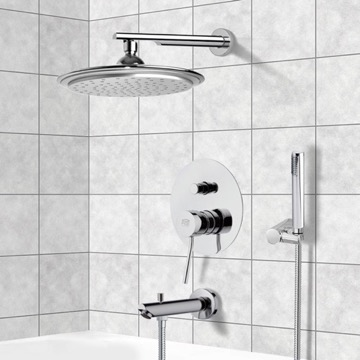 Shower Faucet, Remer N09S03