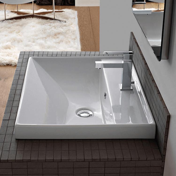 Bathroom Sink, Scarabeo 3004