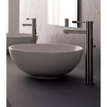 Bathroom Sink, Scarabeo 8009