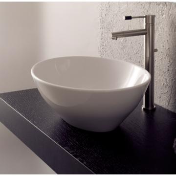 Bathroom Sink, Scarabeo 8011