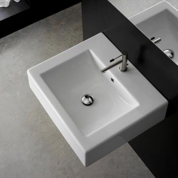 Bathroom Sink, Scarabeo 8025/B