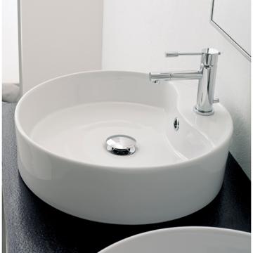 Bathroom Sink, Scarabeo 8029/R