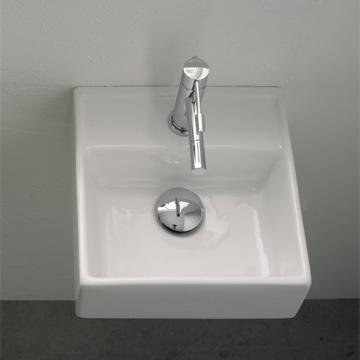 Bathroom Sink, Scarabeo 8036