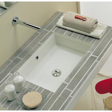 Bathroom Sink, Scarabeo 8037