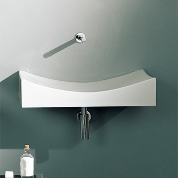 Bathroom Sink, Scarabeo 8039