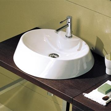 Bathroom Sink, Scarabeo 8041/R