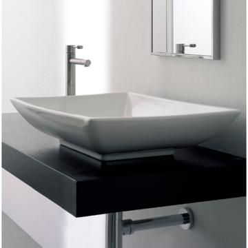 Bathroom Sink, Scarabeo 8046