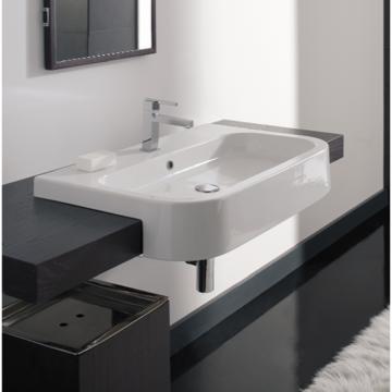 Scarabeo 8047 D 80 Bathroom Sink Next Nameek S