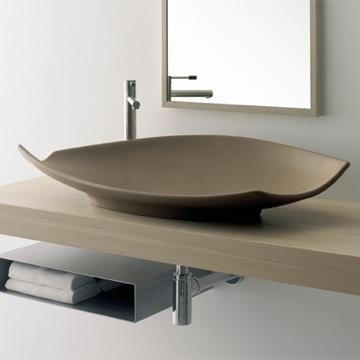 Bathroom Sink, Scarabeo 8053