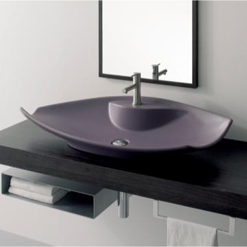 Bathroom Sink, Scarabeo 8054/R
