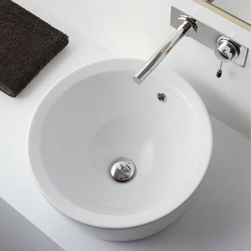 Bathroom Sink, Scarabeo 8055/A
