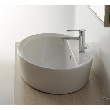 Bathroom Sink, Scarabeo 8056/A/R
