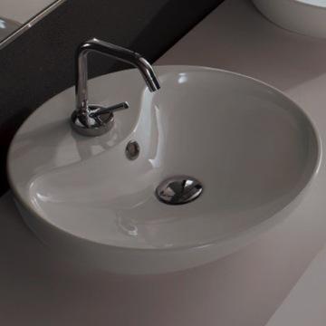 Bathroom Sink, Scarabeo 8098
