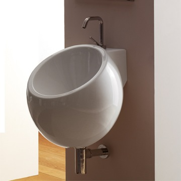 Bathroom Sink, Scarabeo 8101