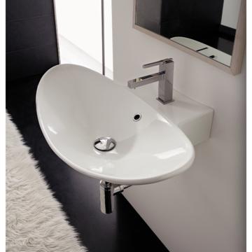 Bathroom Sink, Scarabeo 8205