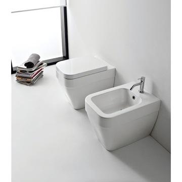 Toilet, Scarabeo 8303