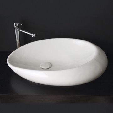 Bathroom Sink, Scarabeo 8601