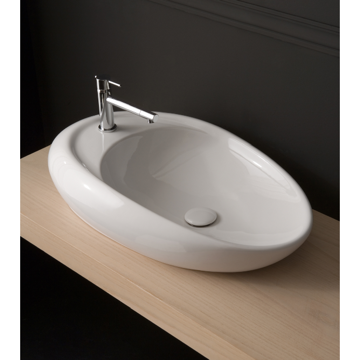 Bathroom Sink, Scarabeo 8602