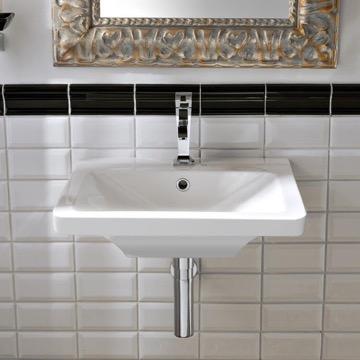 Bathroom Sink, Scarabeo 4003