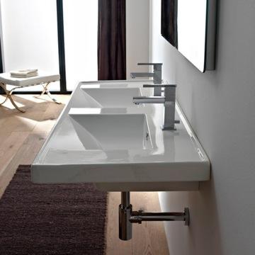Bathroom Sink, Scarabeo 3006