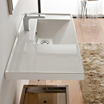 Bathroom Sink, Scarabeo 3009