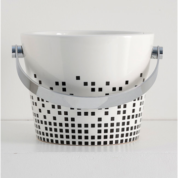 Decorative Ceramic Bucket Bathroom Sink