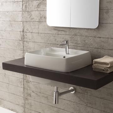 Bathroom Sink, Scarabeo 1002