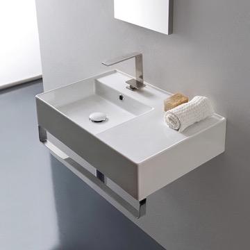Bathroom Sink, Scarabeo 5114-TB