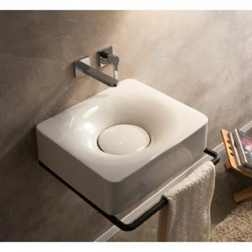 Bathroom Sink, Scarabeo 6001