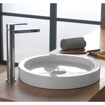 Bathroom Sink, Scarabeo 8811