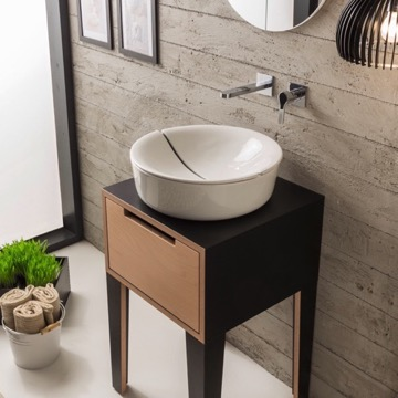 Bathroom Sink, Scarabeo 9001
