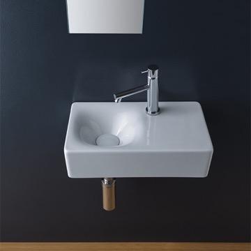 Bathroom Sink, Scarabeo 1523