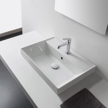 Bathroom Sink, Scarabeo 5109