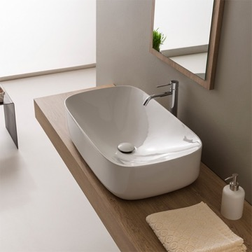 Bathroom Sink, Scarabeo 5502