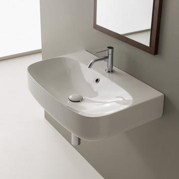 Scarabeo 5508 Bathroom Sink Moon Nameek S