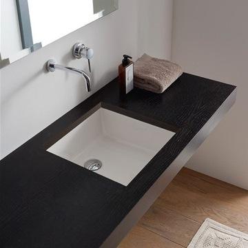 Bathroom Sink, Scarabeo 8089