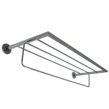 Towel Holder Wall Mounted Brass Towel Rack 786 1 StilHaus 786 1