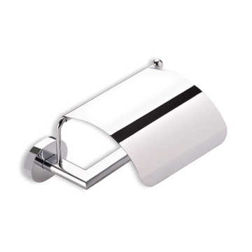 Toilet Paper Holder, Contemporary, Chrome,Brushed Nickel, Brass, StilHaus Diana, StilHaus DI11C